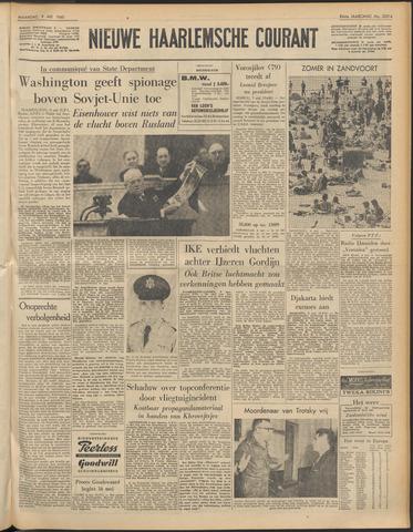 Nieuwe Haarlemsche Courant 1960-05-09