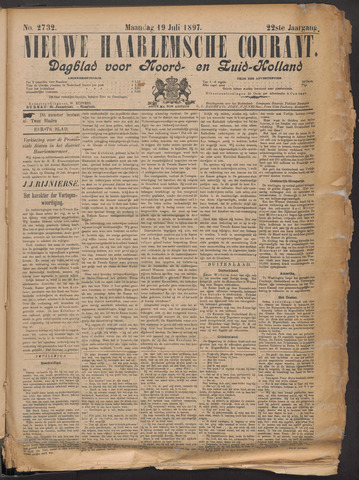 Nieuwe Haarlemsche Courant 1897-07-19