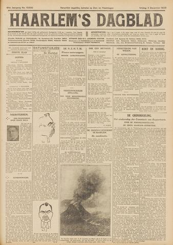 Haarlem's Dagblad 1926-12-03