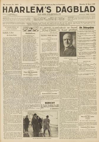 Haarlem's Dagblad 1935-03-25