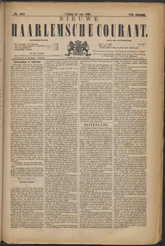 Nieuwe Haarlemsche Courant 1892-07-29