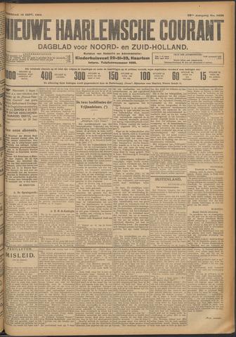Nieuwe Haarlemsche Courant 1908-09-16