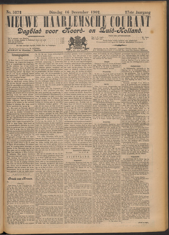Nieuwe Haarlemsche Courant 1902-12-16