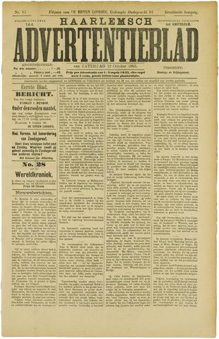 Haarlemsch Advertentieblad 1895-10-12