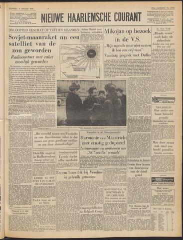 Nieuwe Haarlemsche Courant 1959-01-05