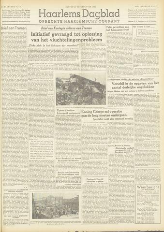 Haarlem's Dagblad 1951-09-22