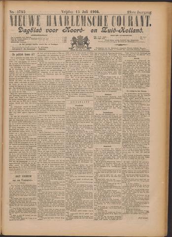 Nieuwe Haarlemsche Courant 1904-07-15
