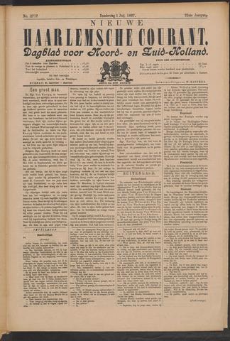 Nieuwe Haarlemsche Courant 1897-07-01