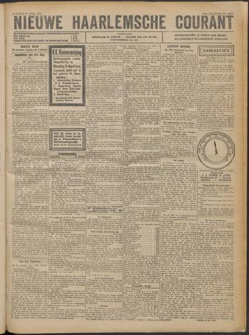 Nieuwe Haarlemsche Courant 1922-04-10
