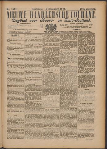Nieuwe Haarlemsche Courant 1904-12-15
