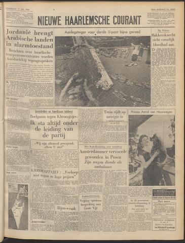 Nieuwe Haarlemsche Courant 1956-07-05