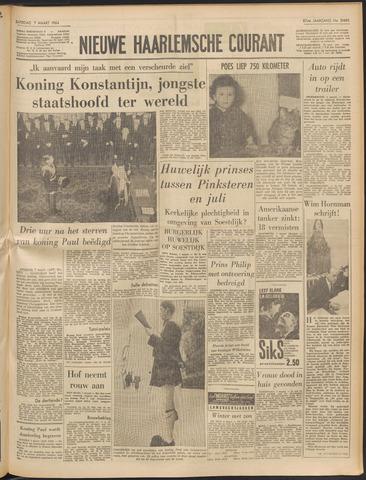 Nieuwe Haarlemsche Courant 1964-03-07