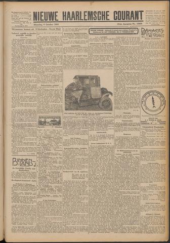 Nieuwe Haarlemsche Courant 1924-10-06