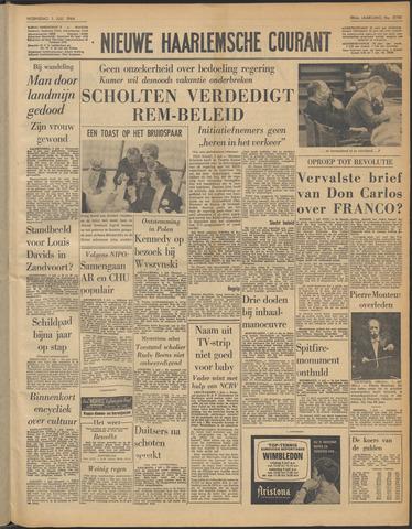 Nieuwe Haarlemsche Courant 1964-07-01