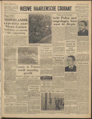 Nieuwe Haarlemsche Courant 1956-10-05