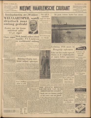 Nieuwe Haarlemsche Courant 1957-02-18