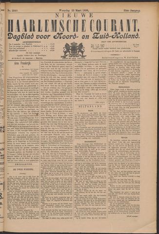 Nieuwe Haarlemsche Courant 1898-03-23