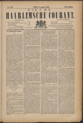 Nieuwe Haarlemsche Courant 1888-08-10