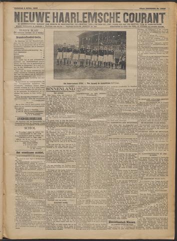 Nieuwe Haarlemsche Courant 1920-04-06