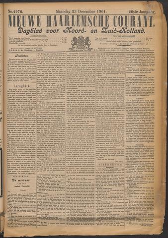Nieuwe Haarlemsche Courant 1901-12-23