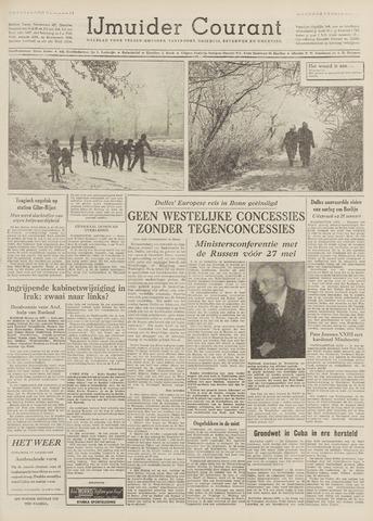 IJmuider Courant 1959-02-09