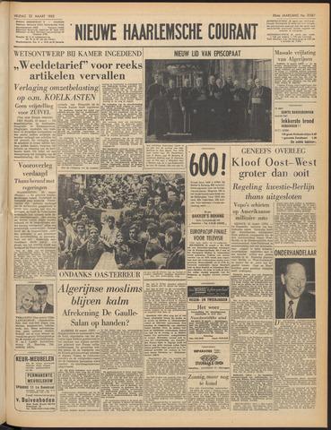 Nieuwe Haarlemsche Courant 1962-03-23