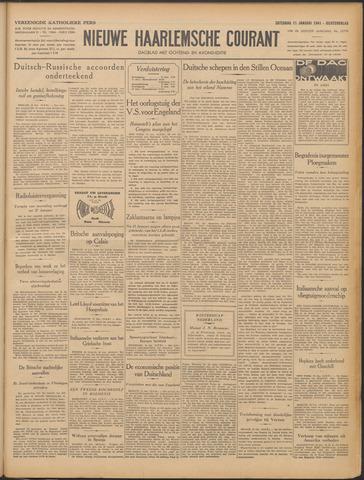 Nieuwe Haarlemsche Courant 1941-01-11