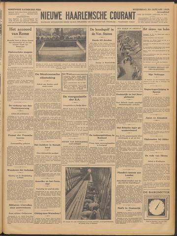 Nieuwe Haarlemsche Courant 1935-01-23