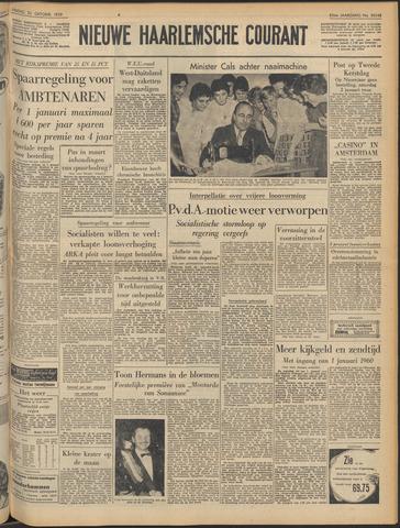 Nieuwe Haarlemsche Courant 1959-10-23