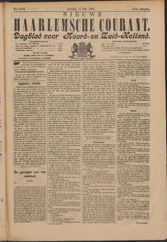 Nieuwe Haarlemsche Courant 1902-06-14