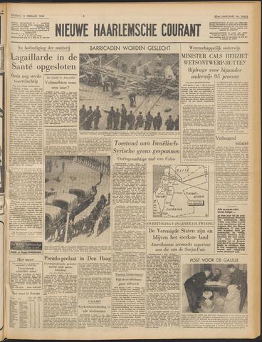 Nieuwe Haarlemsche Courant 1960-02-02