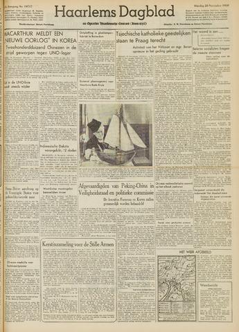 Haarlem's Dagblad 1950-11-28