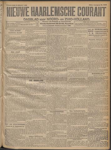 Nieuwe Haarlemsche Courant 1915-03-18