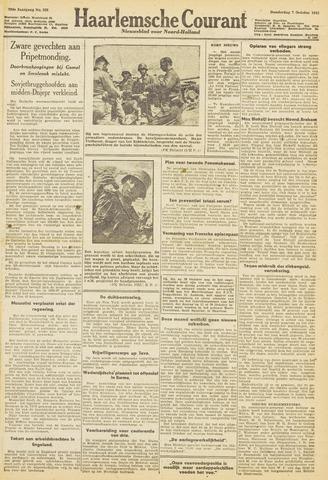 Haarlemsche Courant 1943-10-07