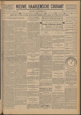 Nieuwe Haarlemsche Courant 1931-12-14