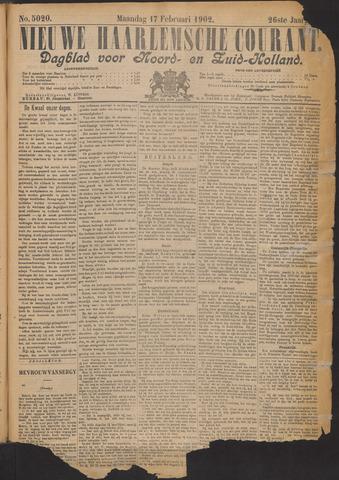 Nieuwe Haarlemsche Courant 1902-02-17