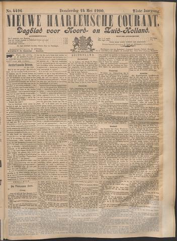 Nieuwe Haarlemsche Courant 1900-05-24