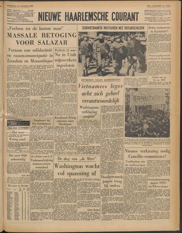 Nieuwe Haarlemsche Courant 1963-08-28