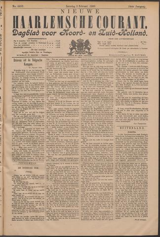 Nieuwe Haarlemsche Courant 1900-02-03