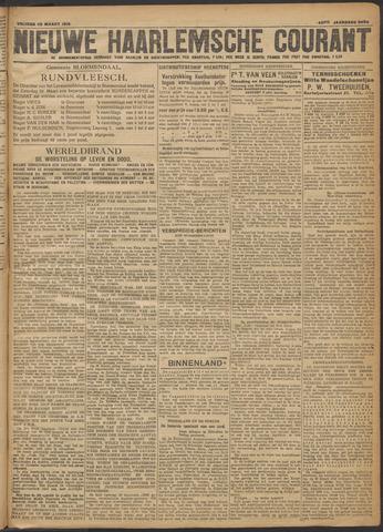 Nieuwe Haarlemsche Courant 1918-03-29