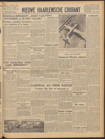 Nieuwe Haarlemsche Courant 1949-02-05