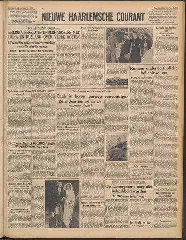 Nieuwe Haarlemsche Courant 1951-01-12
