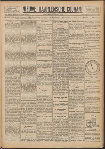 Nieuwe Haarlemsche Courant 1928-03-28