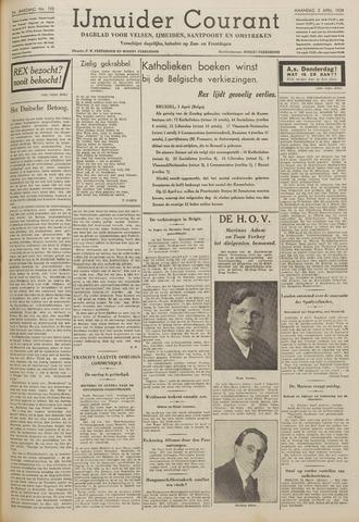 IJmuider Courant 1939-04-03