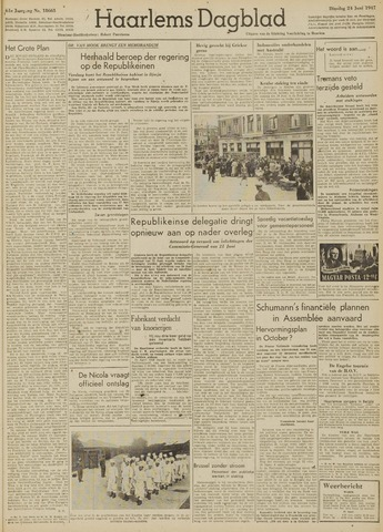 Haarlem's Dagblad 1947-06-24