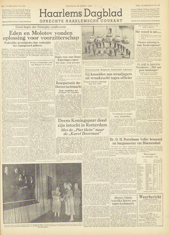 Haarlem's Dagblad 1954-04-27