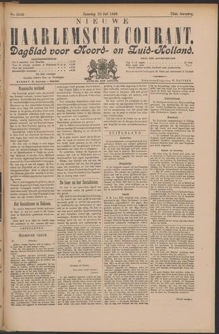 Nieuwe Haarlemsche Courant 1898-07-23