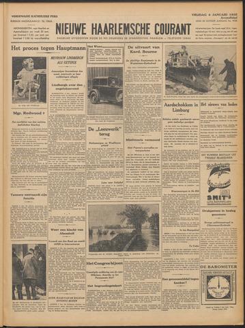 Nieuwe Haarlemsche Courant 1935-01-04