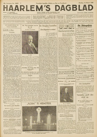 Haarlem's Dagblad 1935-03-12