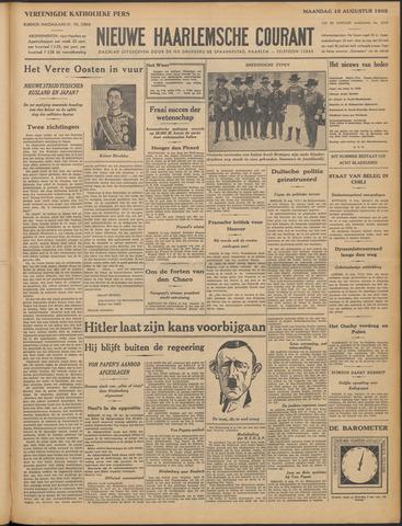 Nieuwe Haarlemsche Courant 1932-08-15
